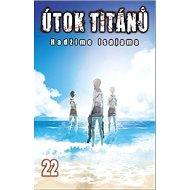 Útok titánů 22 - Kniha