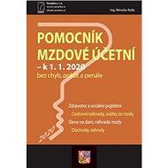 Pomocník mzdové účetní k 1. 1. 2020: bez chyb, pokut a penále - Kniha