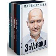 3 a 1/2 roku I-IV - Kniha