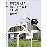 Projekty rodinných domů - Kniha