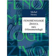 Fenomenologie života Díl I.: O fenomenologii - Kniha