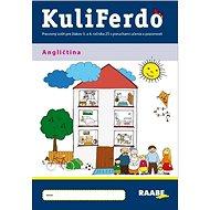 KuliFerdo Angličtina: Pracovný zošiť pre žiakov 3. a 4. ročníka ZŠ s poruchami učenia a pozornosti - Kniha