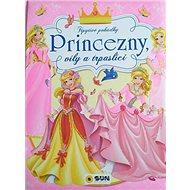 Princezny, víly a trpaslíci: Třpytivé pohádky - Kniha