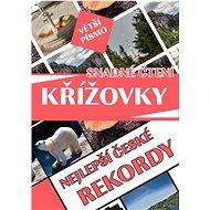 Křížovky Nejlepší české rekordy - Kniha