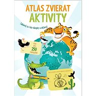 Atlas Sveta Aktivity - Kniha
