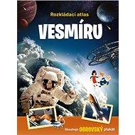 Rozkládací atlas Vesmíru - Kniha