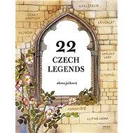 22 Czech Legends - Kniha