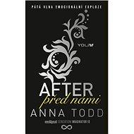 After Před námi: Pátá vlna emocionální exploze - Kniha