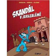 Skandál v Jeruzalémě - Kniha