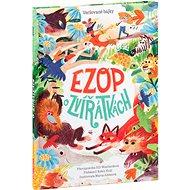 Ezop o zvířátkách: Veršované bajky - Kniha