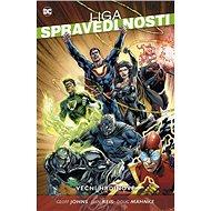 Liga spravedlnosti 5 Věční hrdinové - Kniha