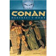 Conan Darebáci v domě - Kniha