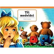 Tři medvídci - Kniha