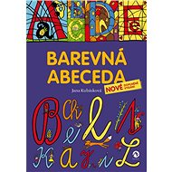 Barevná abeceda - Kniha