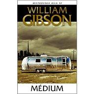 Médium - Kniha