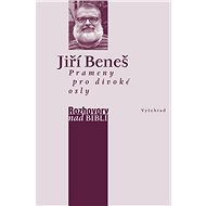 Prameny pro divoké osly - Kniha