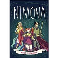Nimona - Kniha