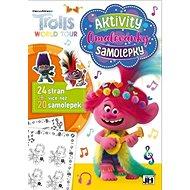 Cvičebnice Trollové 2 - Kniha