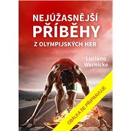 Nejúžasnější příběhy z olympijských her - Kniha