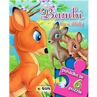 Bambi Čti a skládej - Kniha