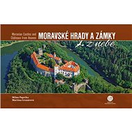 Moravské hrady a zámky z nebe - Kniha