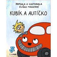 Kubík a autíčko - Kniha