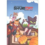 Shuricat: Legenda o ninja kočkách - Kniha
