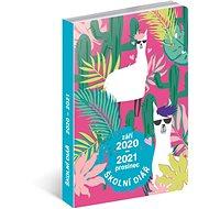 Školní diář Lamy (září 2020 – prosinec 2021) - Diář