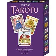 Kouzlo tarotu: Obsahuje 78 překrásně ilustrovaných karet a praktickou příručku - Kniha