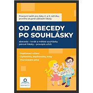Pracovní sešit Od abecedy po souhlásky - Kniha