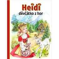 Heidi děvčátko z hor - Kniha
