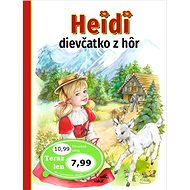 Heidi dievčatko z hôr - Kniha