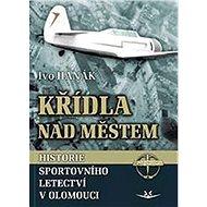 Křídla nad městem: Historie sportovního letectví v Olomouci - Kniha