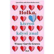 Kniha Holka, kterou kdysi znal - Kniha