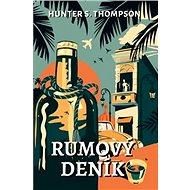 Rumový deník - Kniha