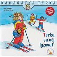 Terka sa učí lyžovať - Kniha