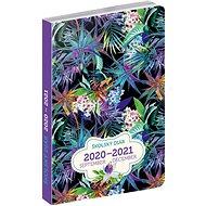 Školský diár Džungľa 2020 - 2021 - Diář