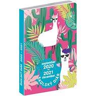 Školský diár Lamy 2020 - 2021 - Diář