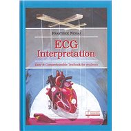 ECG Interpretation: Easy and Comprehensible Textbook for students - Kniha