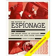 Historie špionáže - Kniha