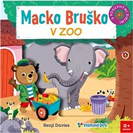 Macko Bruško v ZOO - Kniha