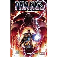 Thanos: Thanos vítězí - Kniha