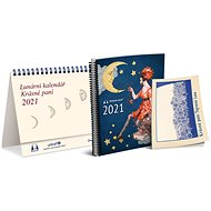 Lunar calendar of the Beautiful Lady 2021 - Desk calendar
