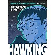 Hawking: Geniální fyzik v grafickém románu - Kniha