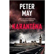 Karanténa - Kniha
