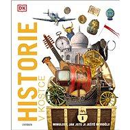 Historie v kostce: Minulost, jak jste ji ještě neviděli! - Kniha