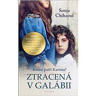 Ztracená v galábii - Kniha