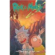 Rick a Morty 4: Čtvrtý svazek - Kniha