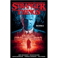 Stranger Things Šestka - Kniha