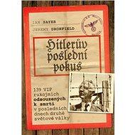 Hitlerův poslední pokus - Kniha